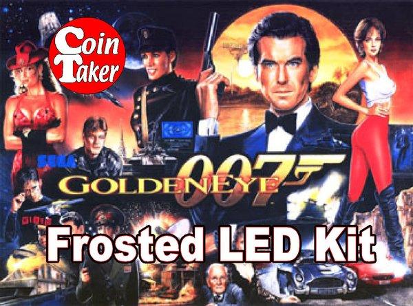 3. GOLDENEYE LED Kit w Frosted LEDs