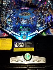 STAR WARS BUTTON BEZEL