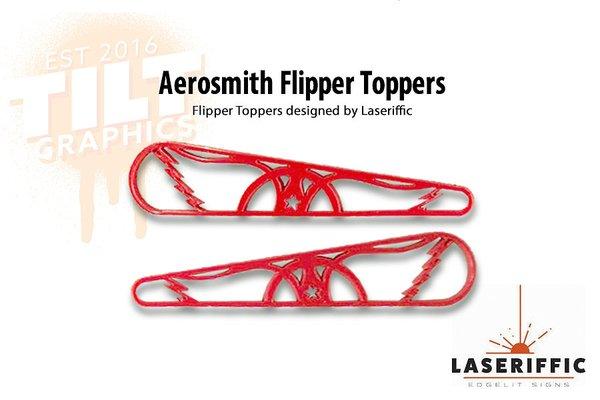 Aerosmith Flipper Toppers