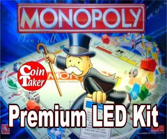 MONOPOLY-1 LED Kit w Premium Non-Ghosting LEDs