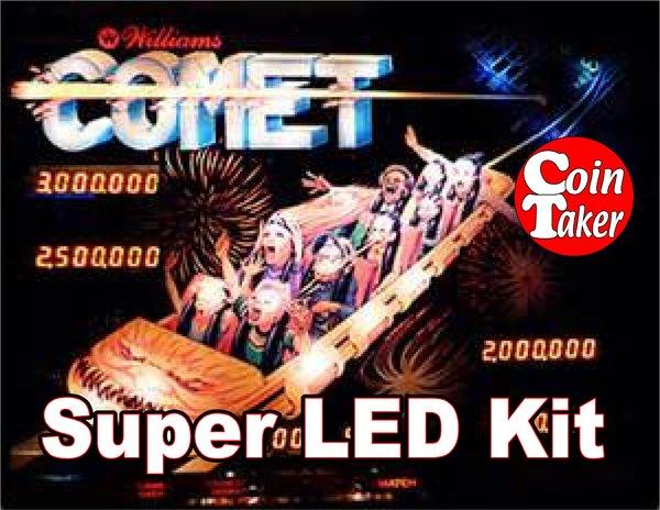 2. COMET  LED Kit w Super LEDs
