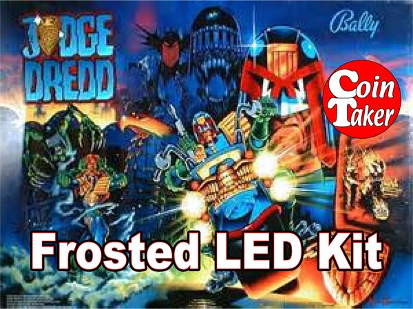 3. JUDGE DREDD  LED Kit w Frosted LEDs