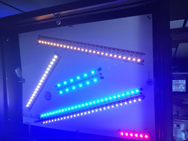 2. Stern Custom LED Backbox Kit