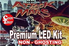 1. ATTACK FROM MARS LED Kit with Premium Non-Ghosting LEDs