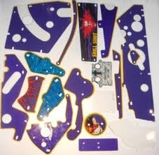 BRAM STOKERS DRACULA SUPERSET PLAYFIELD PLASTICS