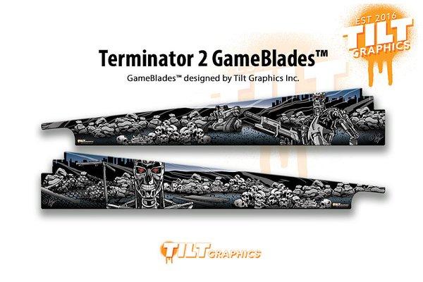 TERMINATOR 2 GAMEBLADES