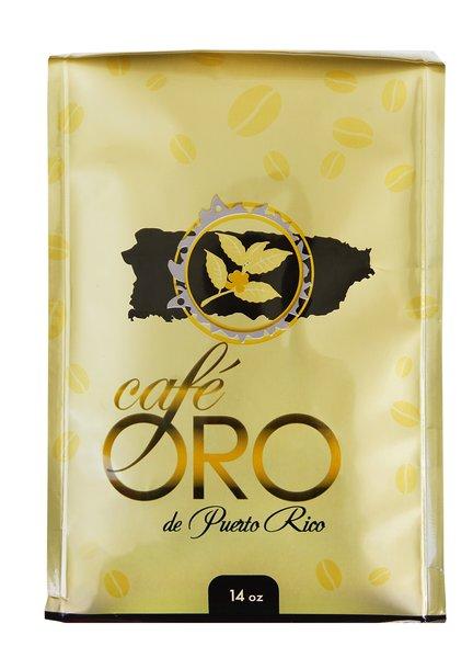 Cafe Oro De Puerto Rico