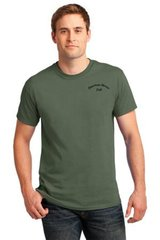 American Heroes Cafe Short Sleeve T-shirt
