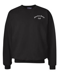 American Heroes Cafe Ultimate Cotton Crewneck Sweatshirt