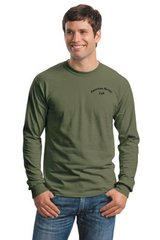American Heroes Cafe Long Sleeve T-shirt