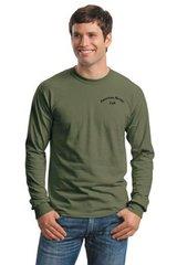 American Heroes Cafe Long Sleeve T-shirt