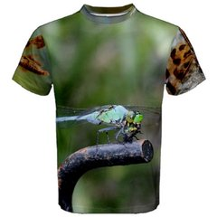 Dragonfly Sports Mesh Tee