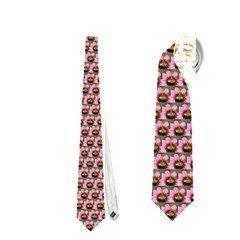 Butterfly Garden Tie