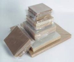 Caramel Wrap Cello Square 4x4 1,000 Piece