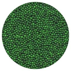 Green Non-Pareils Sprinkles 16 oz
