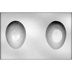 Egg 3D Oversized Chocolate Mold 5.5 Inch