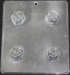 Rose Truffle Chocolate Candy Craft Mold