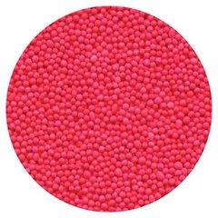 Pink Non-Pareils Sprinkles 16 oz