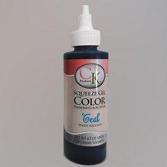 Teal Gel Food Coloring 4.5 oz