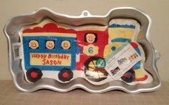 Train Cake Pan