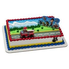 Paw Patrol Just Yelp for Help DecoSet Cake Kit