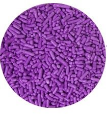 Lavender Jimmies Sprinkles 4 oz