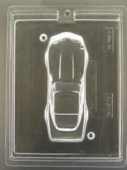 Corvette Car 3D Chocolate Craft Candy Mold