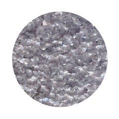 Metallic Silver Edible Glitter 1/4 oz