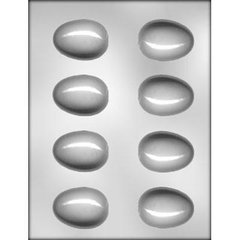 Egg Chocolate Mold 8 Cavity