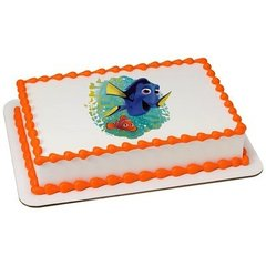 Finding Dory Ocean Here We Come! Edible Picture Decoration