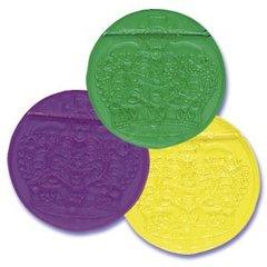 Mardi Gras Coins Novelty 12 Piece