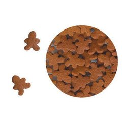 Gingerbread Men Sprinkles 2.4 oz