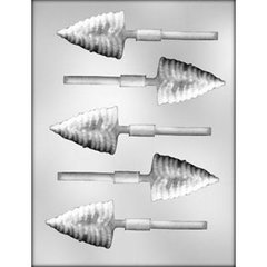 Christmas Tree Lollipop Chocolate Craft Candy Mold
