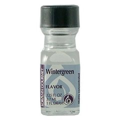 Wintergreen Mint Oil Candy Flavoring 1 Dram