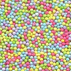 Pastel Tiny Non-Pareils Sprinkles 4 oz
