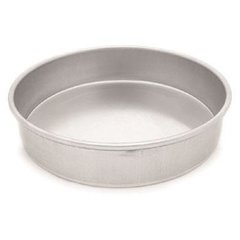 Round 8 inch x 2 inch Deep Cake Pastry Pan