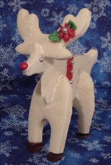 Reindeer 3D Cookie Cutter Set