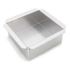 Square 8 inch x 2 inch Deep Cake Pan