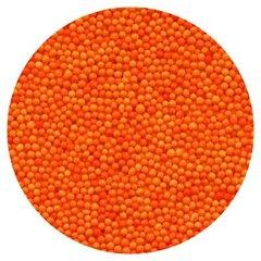Orange Non-Pareils Sprinkles 16 oz