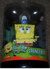 SpongeBob Krusty Krab Collectable PVC Figure