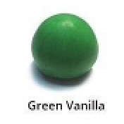 Green Vanilla Rolled Fondant Icing Satin Ice 2 lb.