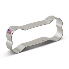 Dog Bone 5 inch Cookie Cutter