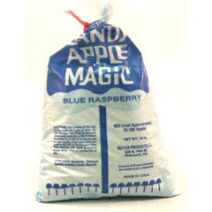 Blue Raspberry Flavored Candy Apple Mix 15 oz