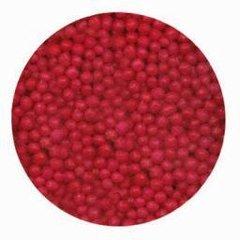 Red Non-Pareils Sprinkles 3.8 oz
