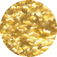 Gold Metallic Edible Glitter 1/4 oz