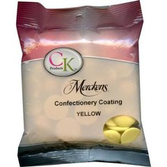 Yellow Chocolate Candy Coating 7 oz