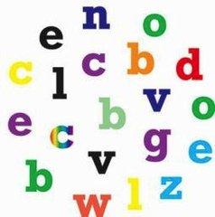 Alphabet Letters Block Lower Case Gumpaste Fondant Cutters