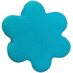 Bue Turquoise Blossom Petal Dust