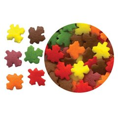 Autumn Leaves Sprinkles 2.2 oz