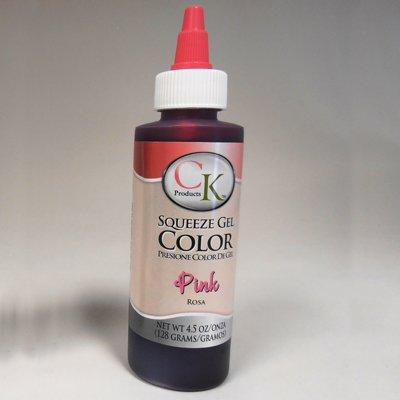 Pink Gel Food Coloring 4.5 oz | The Baker\'s Cupboard